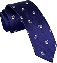 Amazon.es: calavera corbata