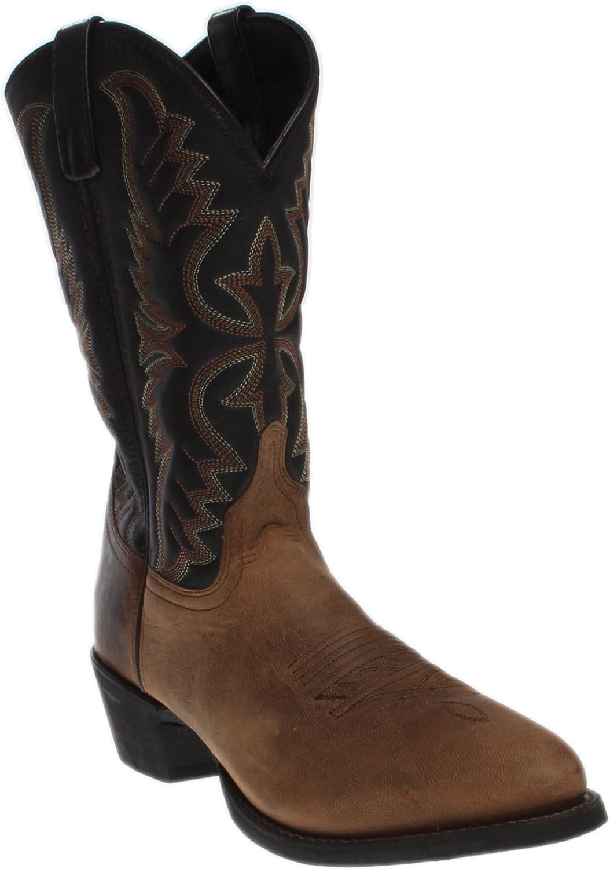 Laredo Men's Birchwood Round Toe Boots