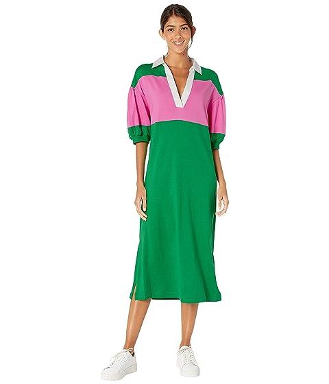 Kate Spade New York Stripe Polo Knit Dress