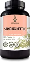 Stinging Nettle Root 100 Capsules 1200 mg | Filled with Organic Stinging Nettle Root | Supports Detoxification | Blood Pre...