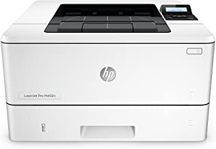 hp laserjet pro 400 page count