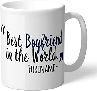 Official Personalized Tottenham Hotspur FC Best Boyfriend in The World Mug