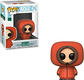 Funko Pop Television: South Park - Kenny Collectible Figure, Multicolor