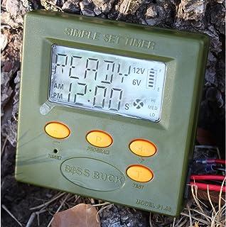 Boss Buck Simple Set Digital Timer, Camouflage