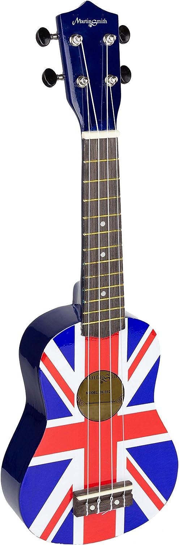 Martin Smith UK-312-GB ukelele barato