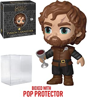 Game of Thrones: Tyrion Lannister Funko 5 Star Action Figure (Includes Compatible Pop Box Protector Case)