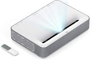 VAVA 4K UHD Laser TV Home Theatre Projector | 6000 Lumens (Light Source) | Ultra Short Throw | HDR10 | Built-in Harman Kar...
