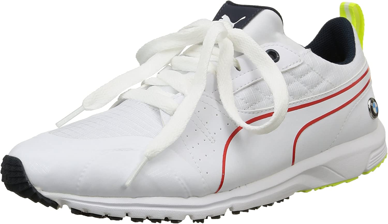 Puma BMW Ms Pitlane, Unisex Adults' Low-Top Sneakers