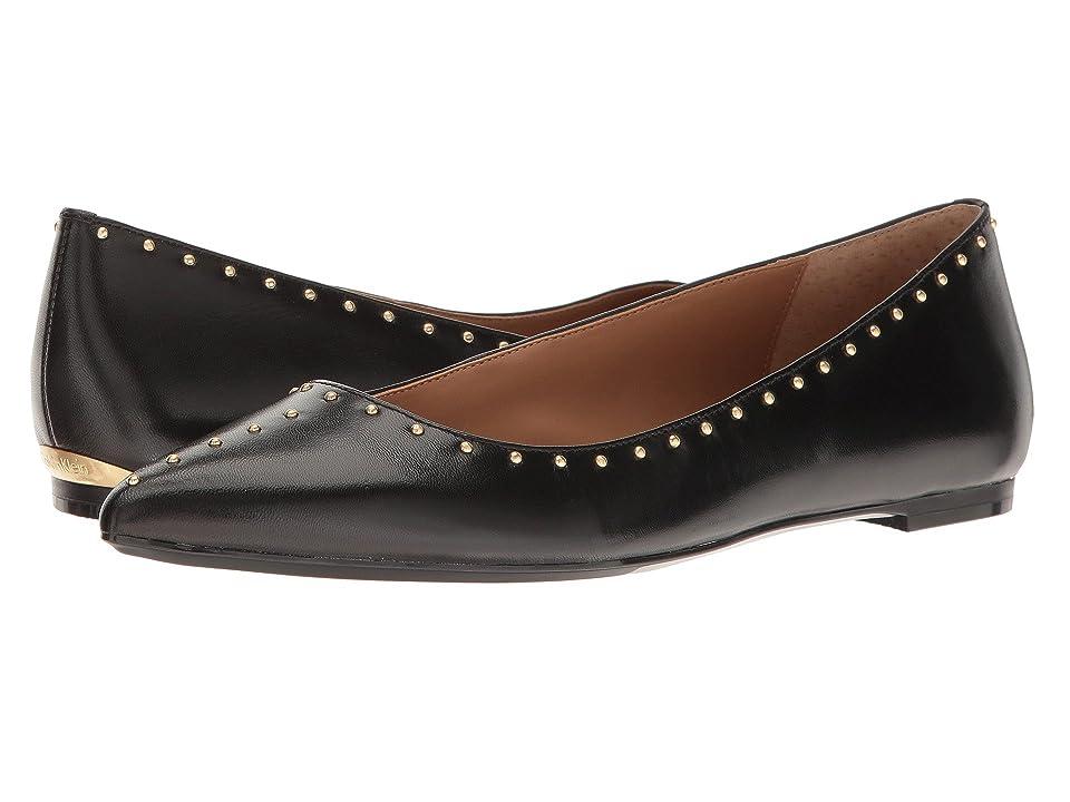 Calvin Klein Genie (Black Leather) Women