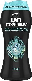 comprar comparacion Lenor Unstoppables Fresh Perlas Impulsoras De Fragancia - 1 x 210gr, 15 lavados