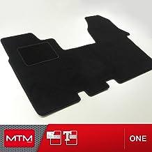 MTM Alfombrillas Vivaro Van Desde 2001-2014, a Medida Forma Original en Moqueta Antideslizante, cód. One 2595