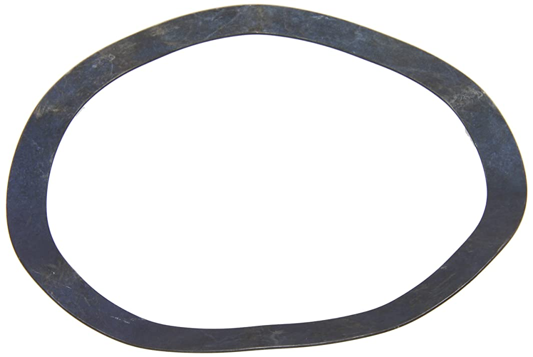 Compression Type Wave Washer, Carbon Steel, 6 Waves, Inch, 4.961