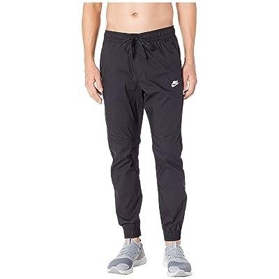 Nike NSW Jogger Woven Core Street (Black/White) Men