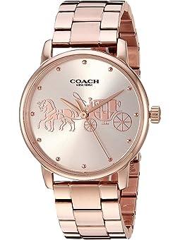 COACH Grand,Rose Gold