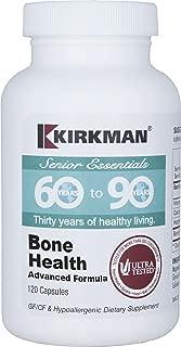 60 to 90 Bone Health Advanced Formula - Hypoallergenic