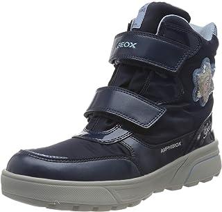 Geox J Sveggen Girl B ABX, Ankle Boot Niñas