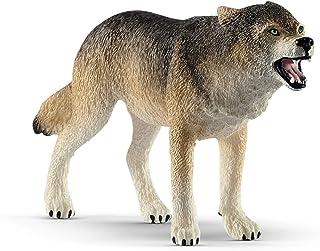 Schleich- Figura Lobo, 5,20 cm