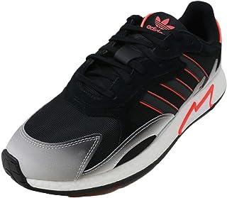 adidas Originals Mens Tresc Run Mesh Track Running Shoes Black
