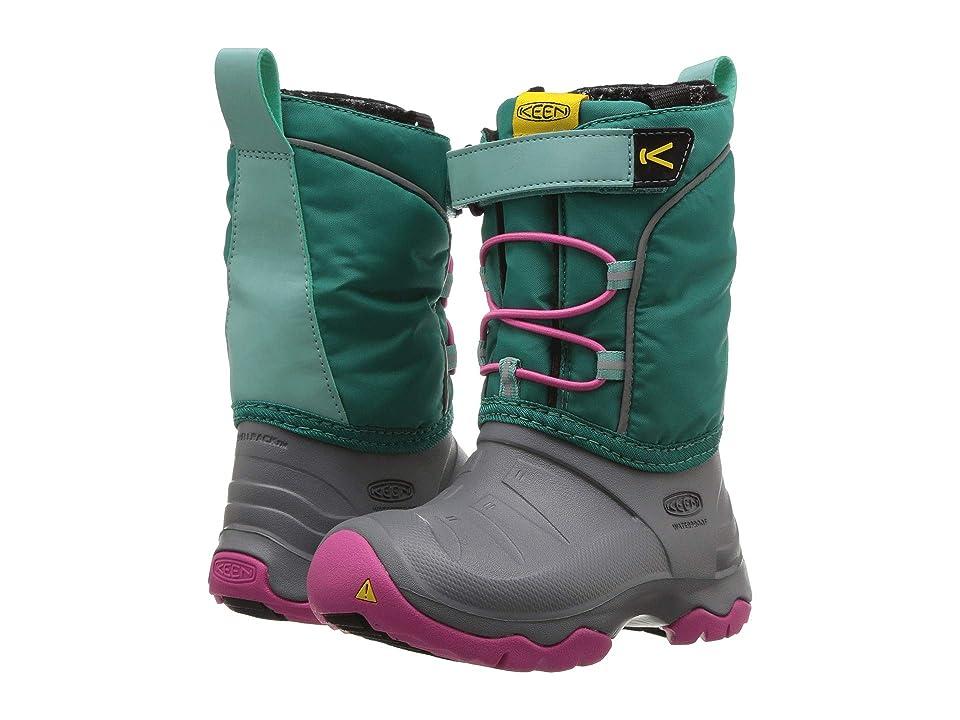 Keen Kids Lumi Boot WP (Toddler/Little Kid) (Parasailing/Dusty Aqua) Girls Shoes