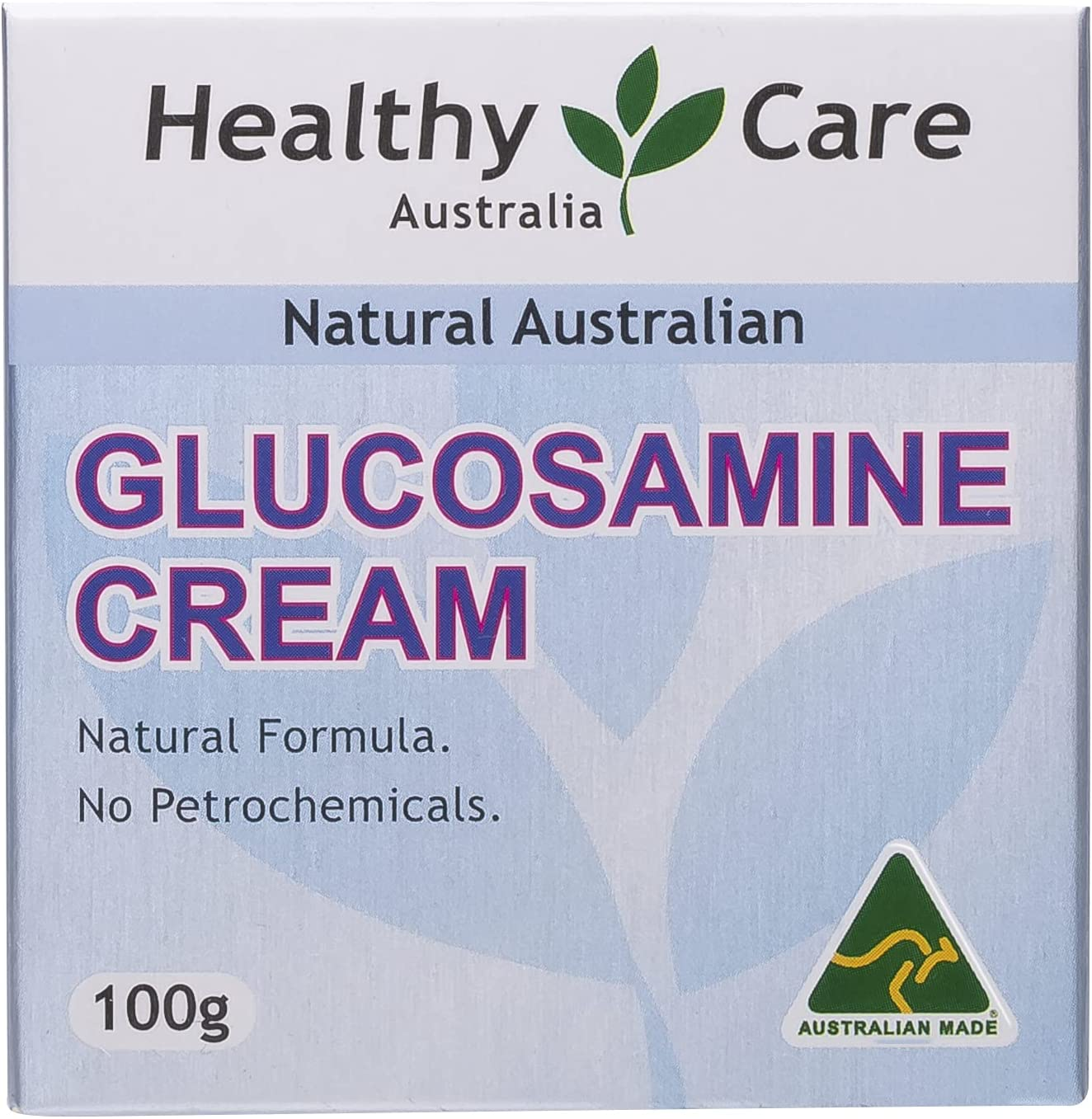 Healthy Care Glucosamine Popular shop is the lowest price challenge Free shipping / New Cream 100g