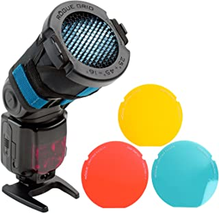 Rogue 3-in-1 Flash Grid System with 3-Gel Set