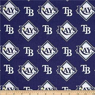 tampa bay rays fabric