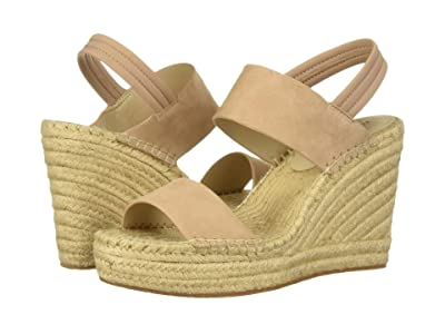 Kenneth Cole New York Olivia Simple Espadrille (Buff Suede) Women