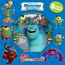 Disney Pixar Monsters University My First Puzzle Book