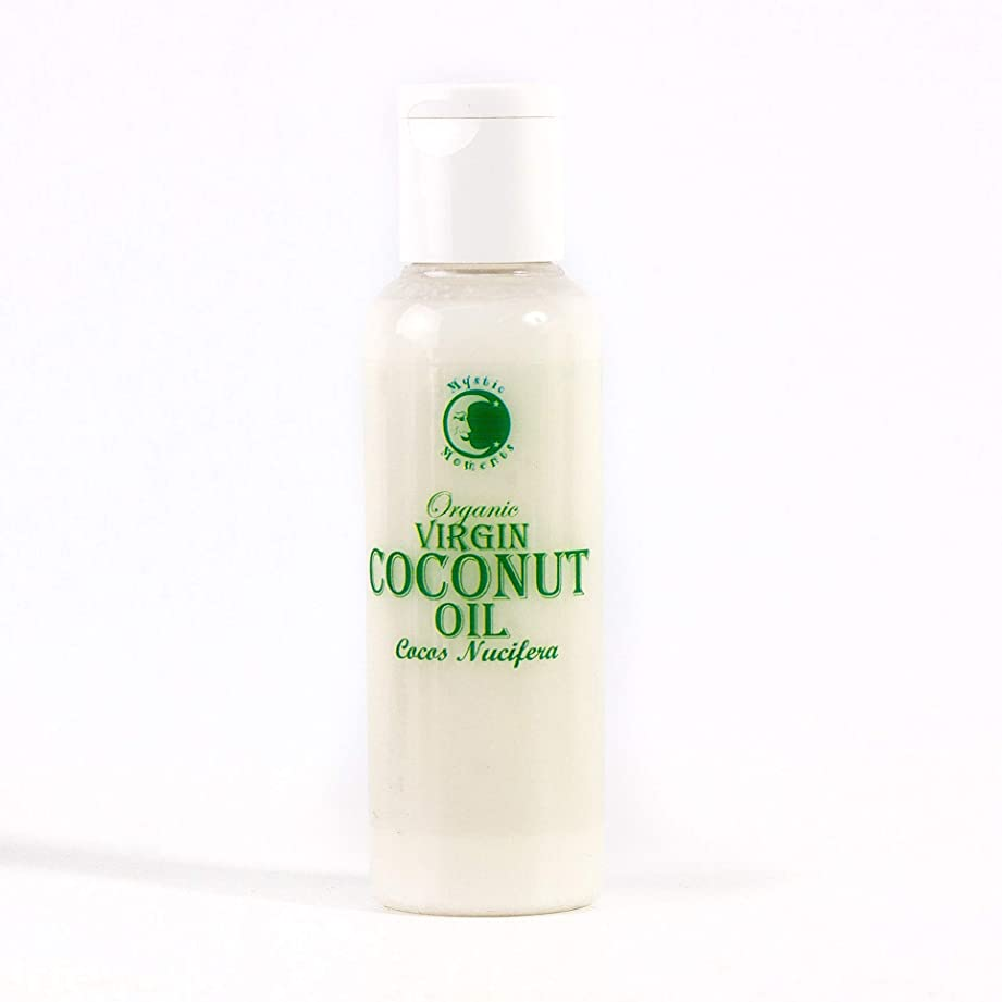 趣味せせらぎアーティファクトMystic Moments | Coconut RBD Organic Carrier Oil - 250ml - 100% Pure