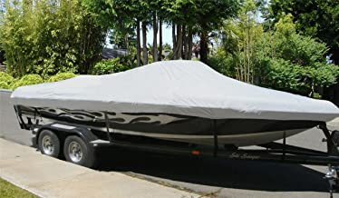 TBG New Boat Cover for BAYLINER Classic 195 BR I/O 2003-2005