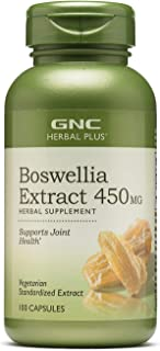 GNC Herbal Plus Boswellia Extract 450mg 100 caps