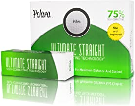 Polara Ultimate Straight Self-Correcting Golf Balls - 1 Dozen