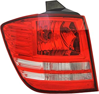 Tail Light for JOURNEY 09-17 Left Side Outer Assembly LED