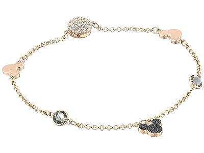 Swarovski Remix Collection Mickey Strand (Rose Gold/Rose Gold Shiny Plating) Bracelet