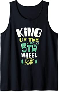 King Of The Camper Tank Top