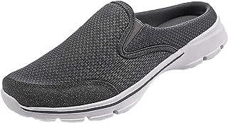 Zapatillas casa Mujer Zuecos deportivos Hombre Pantuflas Respirable Sandalias de Playa Zapatos Sanitarios