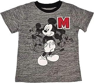 Disney Little Boys' Toddler Mickey Mouse Tee Shirt