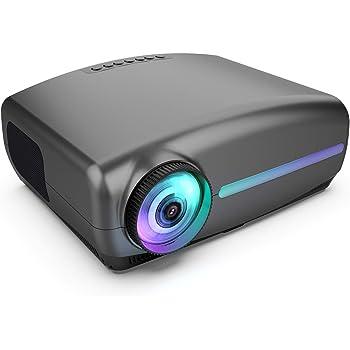 Video Proyector Full HD 1080P Proyector Cine en casa con el ...