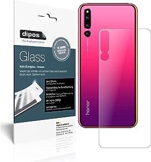 dipos I 2x skärmskydd matt kompatibel med Honor Magic 2 baksida flexibelt glas 9H displayskydd