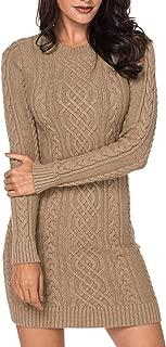 Best bodycon sweater dress Reviews