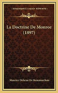La Doctrine De Monroe (1897)