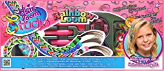 Rainbow Loom Hair Loom Double Toy, Pink, Small