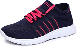 TRASE TWD Daisey Knitting Sports Shoes for Women