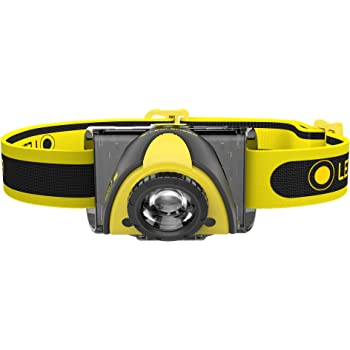 LED Lenser - iSEO5R Industrial Rechargeable Headlamp