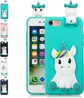 coque 3d iphone 7 licorne