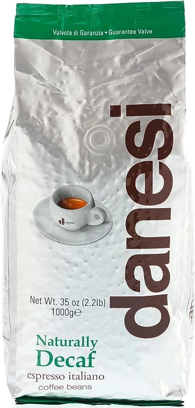 Danesi Caffe Decaf Espresso In Beans 2 2 Lbs Bag