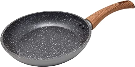 Westinghouse Marble Coated Non-Stick 8-inch Grey Skillet