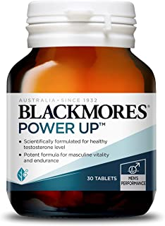 Blackmores Power Up, 30 Tablet,Power Up 30 Tablets,93564533