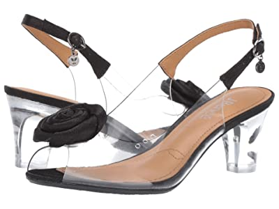 J. Renee Dailona (Clear/Black) Women