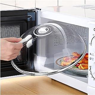 الميكروويف سبلاش الحرس ارتفاع درجة حرارة مقاومة غطاء ميكروويف لوحة غطاء التدفئة الخاصة غطاء غطاء ميكروويف بلاستيكي